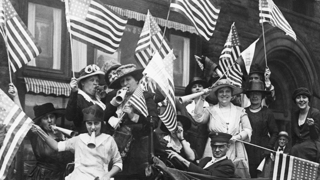 The Women the 19th Amendment Left Behind - cover