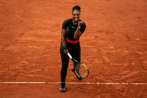 Serena Williams Was Asked About Being Intimidated by Maria Sharapova's Looks
