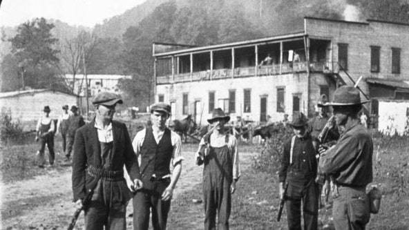 The Battle of Blair Mountain Was the Largest Labor Uprising in U.S. History