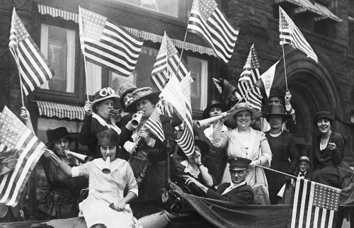 The 19th Amendment Only Really Helped White Women
