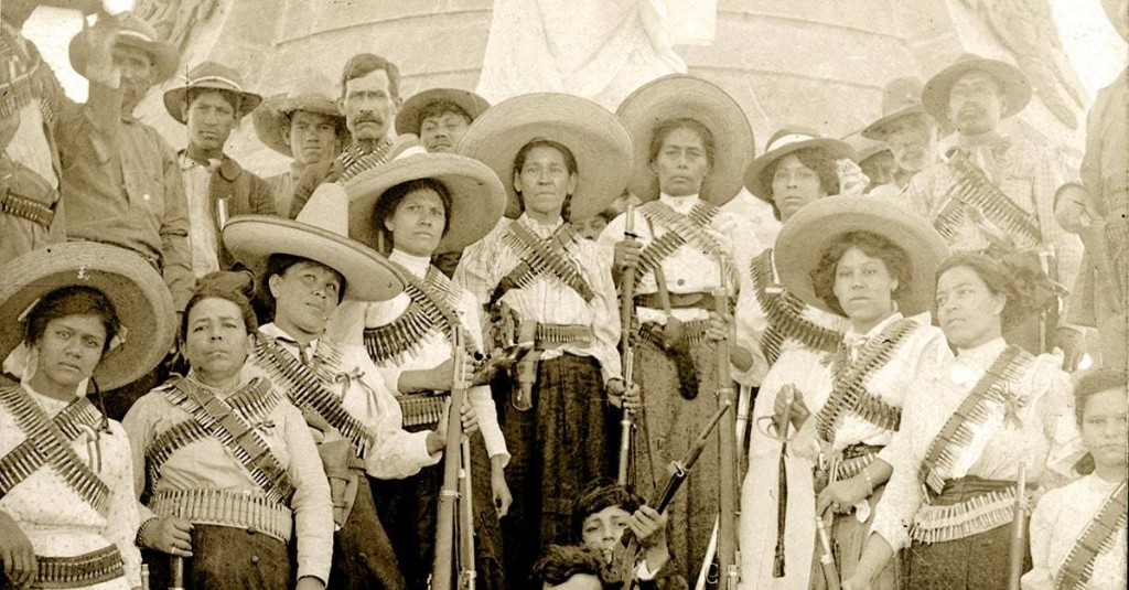 The Real History of Las Soldaderas, the Women Who Made the Mexican Revolution Possible