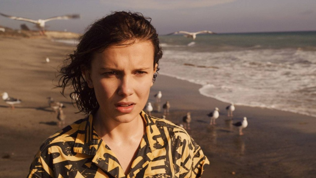"""Millie Bobby Brown's IRL Style Icon Is Her """"Stranger Things"""" Character Eleven"""