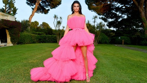 Kendall Jenner's H&M x Giambattista Valli Dress Will Be Available to Buy Again Soon