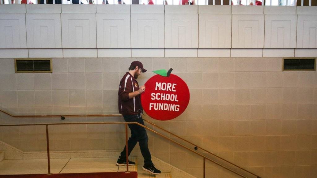 K–12 Schools Are Facing a Devastating Funding Crisis