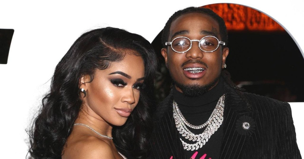Saweetie Shared Why She and Quavo's Love Story Is Fun for Fans