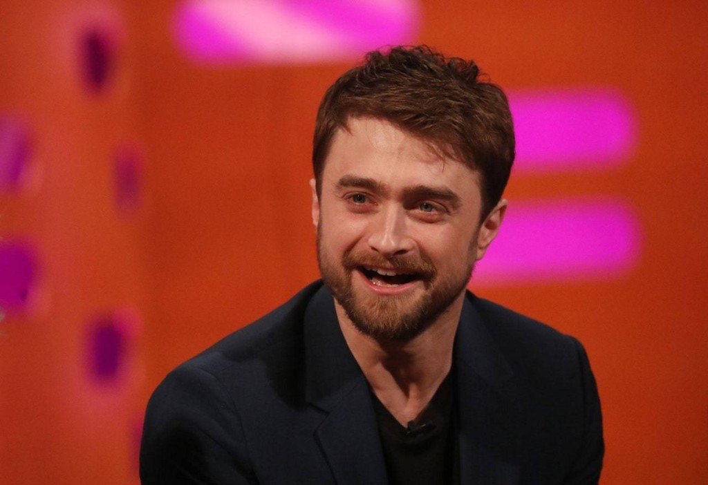 """""""Harry Potter"""" Stars Daniel Radcliffe and Rupert Grint Texted About Rupert's New Baby"""