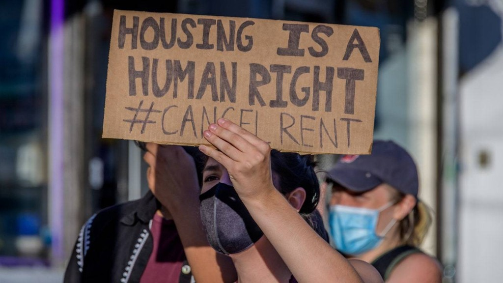 An Eviction Crisis Is Coming — We Need to Treat Housing as a Right