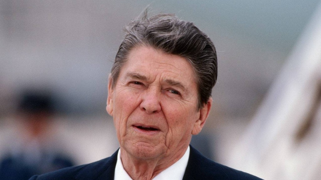 Ronald Reagan Wasn't the Good Guy President Anti-Trump Republicans Want You to Believe In