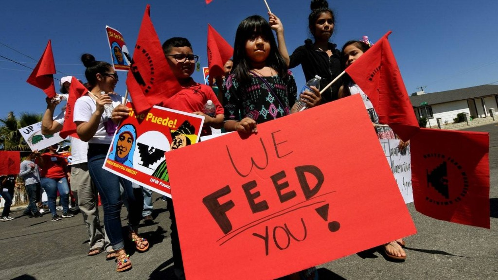 Unsung Heroes of Latinx Farmworkers' Labor Movement, from Maria Moreno to Fast Food Boycotters