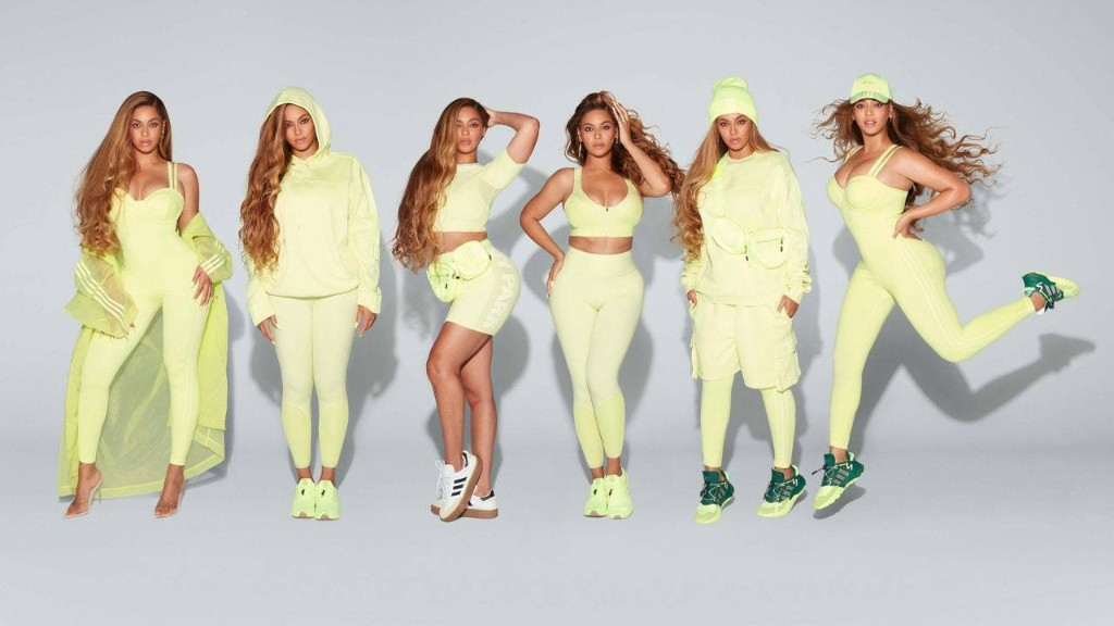 Adidas x Ivy Park's Second Collection to Feature Extended Size Range