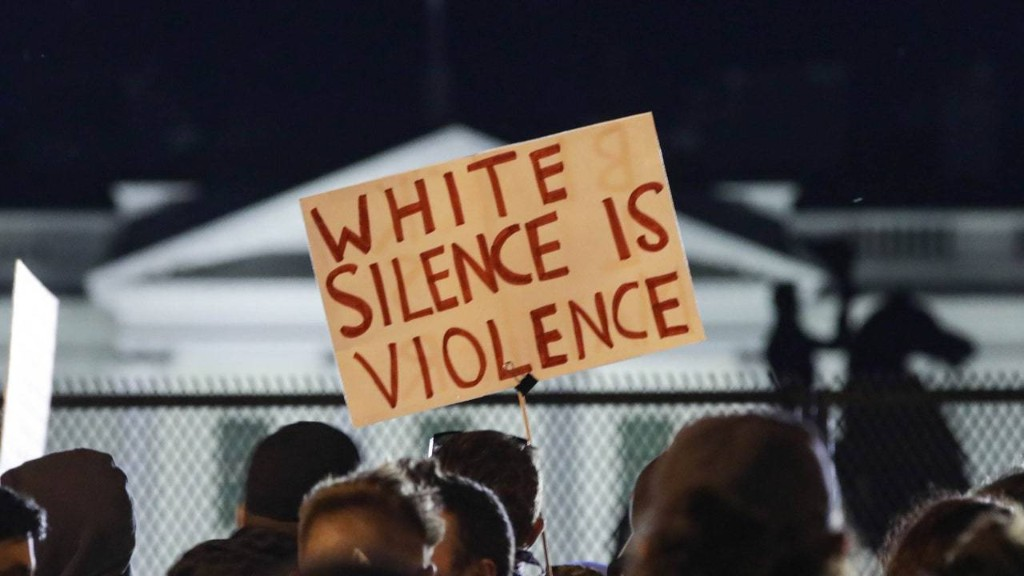 Non-Black People Need to Speak Up for Black Lives
