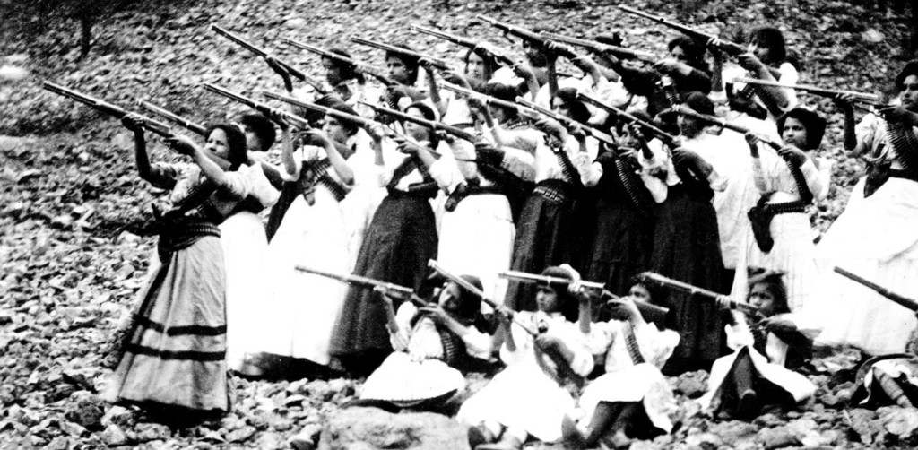 Mexican Revolutionary Petra Herrera Posed as a Man to Fight for Her Country