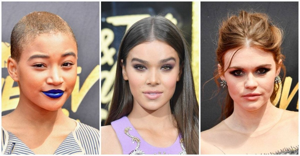 MTV Movie and TV Awards 2017: The Best Red Carpet Beauty Looks