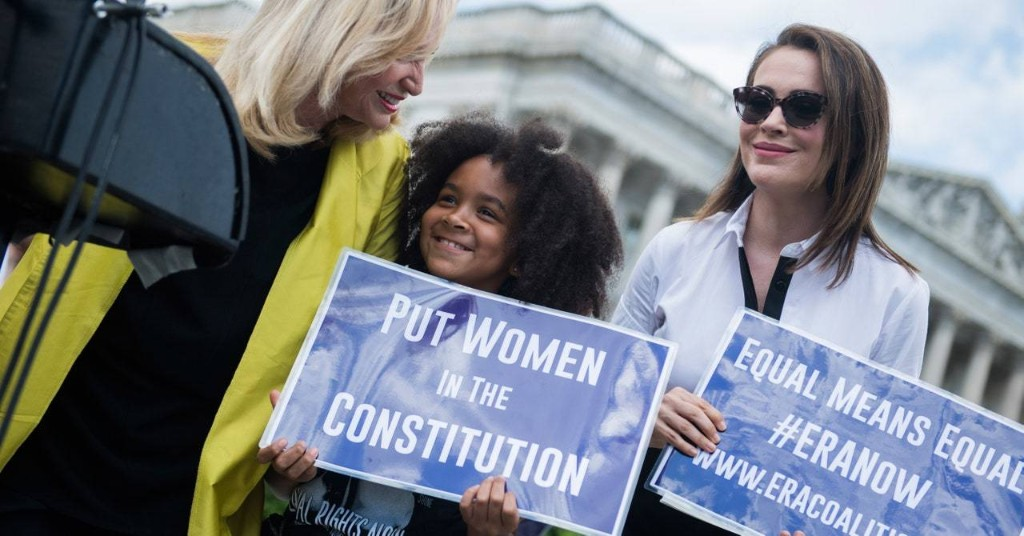 Why the United States Constitution Needs An Equal Rights Amendment