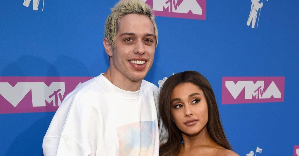 "Fans Think Ariana Grande Made a Reference to Pete Davidson on New Song ""Positions"""
