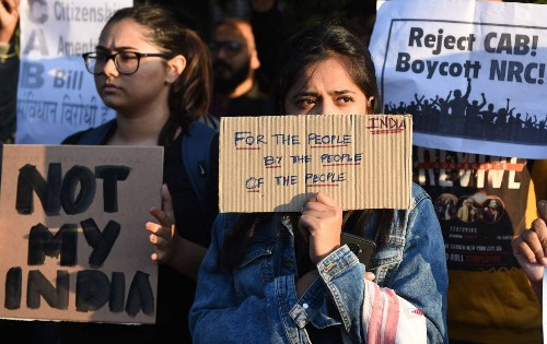 South Asian Students Are Protesting Narendra Modi's Treatment of Muslims in India