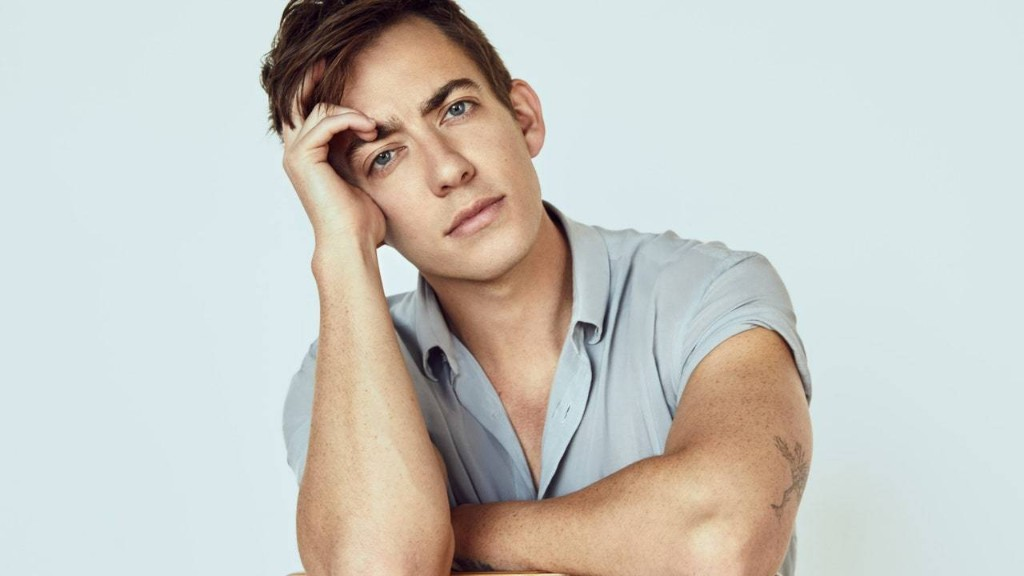 "Kevin McHale on His Debut Solo EP ""Boy,"" Making Music About Ex-Boyfriends, and Messing Up at ""Glee"" Reunions"