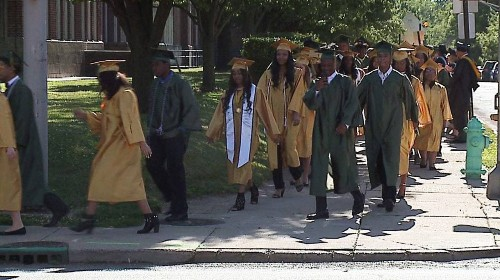 30 Students Banned From Indiana High School Graduation for Senior Prank