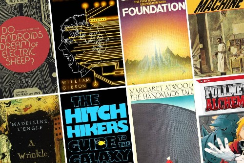 14 Best Science-Fiction Books to Read
