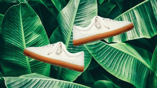 Footwear Brand Native Has Released a Shoe That's 100% Made From Plants
