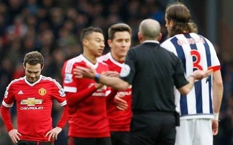 How did West Brom humble Man Utd, and what does this defeat mean for Louis van Gaal's top four hopes?