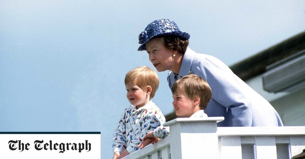 Like the Queen, I too know the joy of sitting down with the grandchildren and a rubbish film