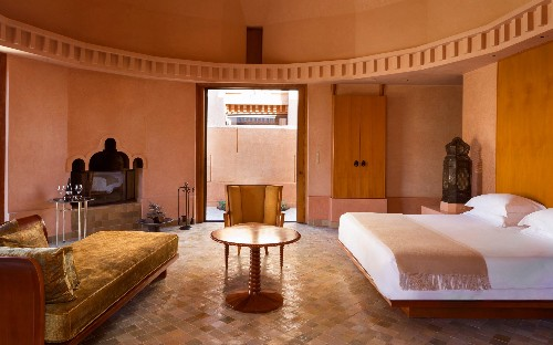 Morocco Spa Break: away from the crowds in Amanjena, Marrakech