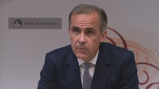 Pound plunges as Bank of England cuts interest rates for first time since 2009
