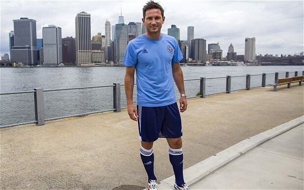 Frank Lampard poised for surprise move to Manchester City on short-term loan deal