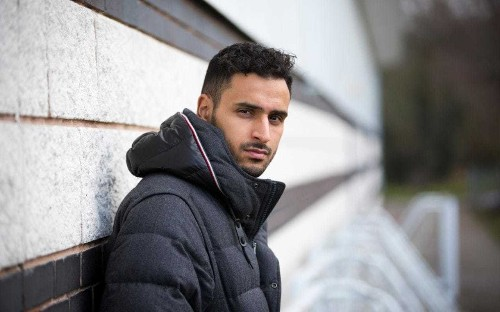 Nacer Chadli: 'I came to West Brom because I love the game and people take good care of you here'