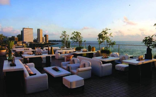Mumbai's best hotel bars: The Fab Five
