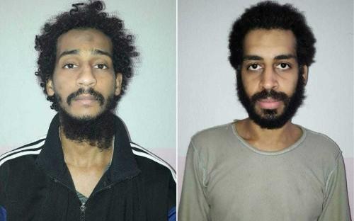 Boris Johnson warned of 'reprisal' attacks if Isil Beatles pair got US execution