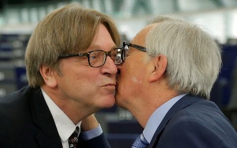 European Parliament will veto Brexit deal rather than risk another Windrush, vows Guy Verhofstadt