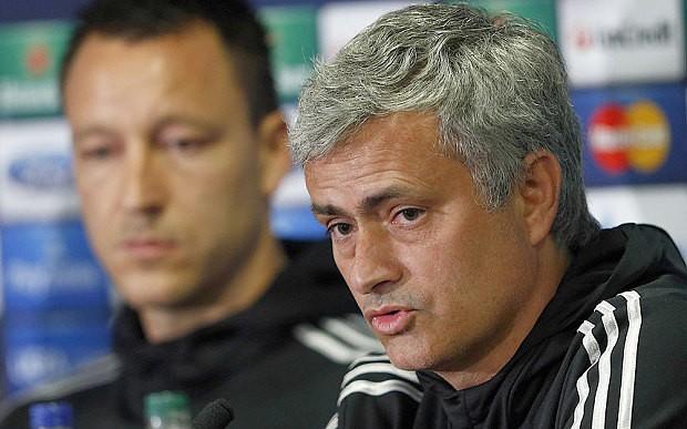 Jose Mourinho - how I fixed Chelsea captain John Terry and turned him into the English Zanetti
