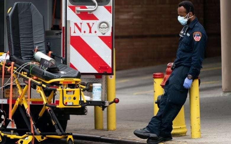 How did New York become the coronavirus capital of the world?