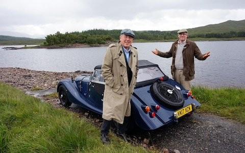 Keep your adrenalin-fuelled TV – Great British Car Journeys reminded me that life can be better in the slow lane