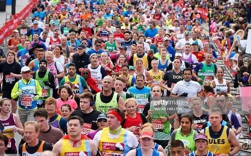 London Marathon: Charities win review of 'unfair' system that benefits same organisations annually