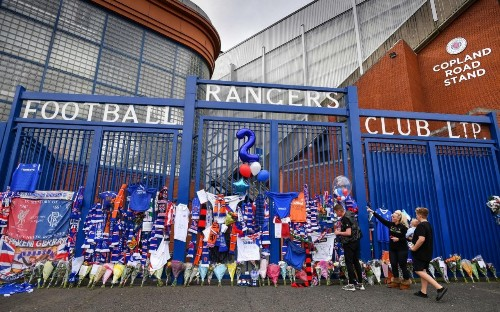 Rangers plan to pay fitting Ibrox tribute to Fernando Ricksen against Feyenoord