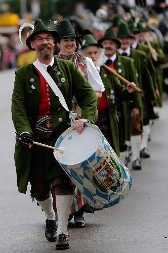 Oktoberfest 2014 kicks off: in pictures