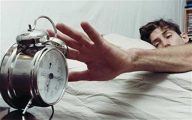 Staff should start work at 10am to avoid 'torture' of sleep deprivation