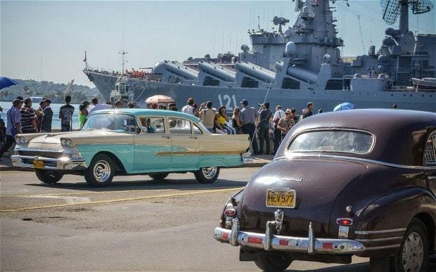 Cuba lifts 50-year-old car import ban