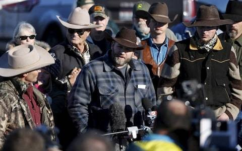 Oregon militants acquitted of conspiracy over armed takeover of wildlife refuge