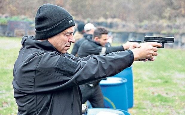 How to be James Bond: Anthony Horowitz has spy training in Prague