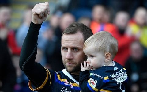 Headingley rises in support of 'humbled and 'overwhelmed' Rob Burrow