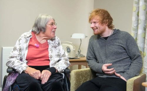12 times Ed Sheeran proved he's the nicest guy in the music industry