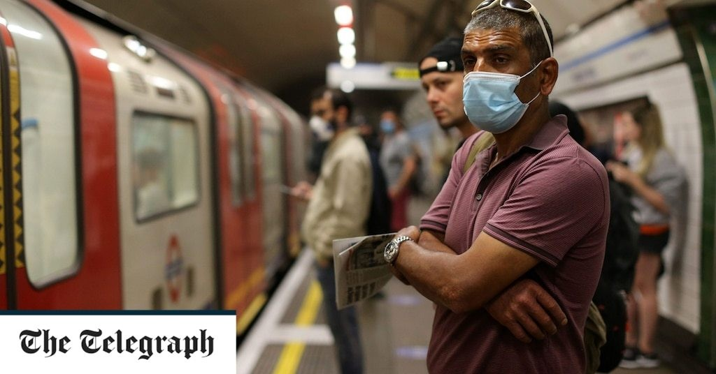 Face masks compulsory on public transport from June 15, government announces