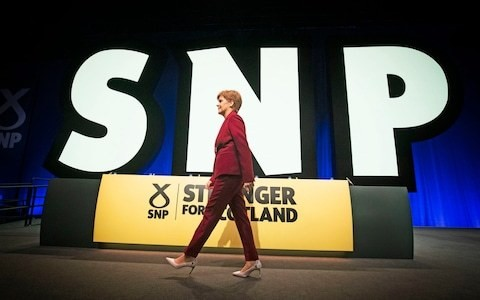 Nicola Sturgeon crushes grassroots rebellion over independence strategy