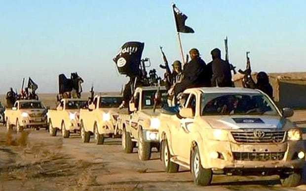 US government asks Toyota: Why does Isil have so many of the company's vehicles?