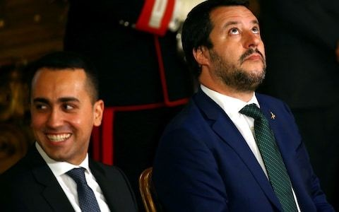Early elections loom in Italy as coalition partners accuse each other of corruption