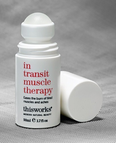 Beauty Wise: In Transit Muscle Therapy by This Works